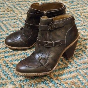 Anthropologie Schuler & Sons Boots